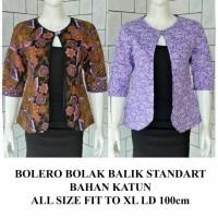 Jual Bolero batik Murah