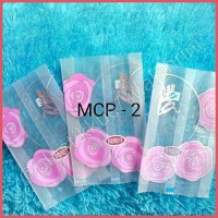 Jual Plastik mooncake/ plastik kue/ cookies bag MCP-2 Murah