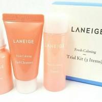 Jual Laneige Fresh Calming trial Kit Murah
