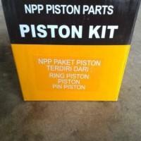 harga Npp Piston Kit ( Seher Kit ) Honda Sonic Oversize 3.00 Tokopedia.com