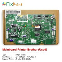Mainboard Printer Brother DCP J140W Logic Board Brother DCP-J140W Used