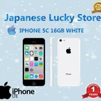 Apple iPhone 5C 16GB WHITE - 4G LTE - Original Garansi 1 Tahun