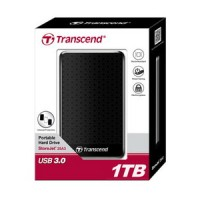 Jual  Transcend StoreJet 25A3 HDD External 1TB T3010 Murah