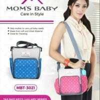 Mom's Baby/MOMS BABY TAS BAYI KECIL LULLABY SERIES MBT 3021/Tas Kecil