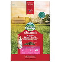 Oxbow Bunny Basics Kids 15/23 2250gr Makanan Anak Kelinci