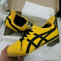 Sepatu Asics Gel Onitsuka Tiger Yellow Kill Bill / Pria Wanita
