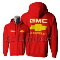 Jaket Hoodie Mobil GMC CHEVROLET Sport Chevy Automobile car Size S-XXL