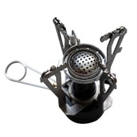 Backpacking Canister Camping Stove / Kompor Gas Portabl Diskon
