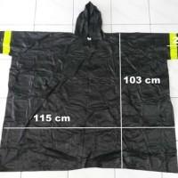 WCN8 Jas Hujan Mammoth Karet PVC Anti Tembus Air Hujan Batman Ponco k