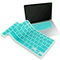 Jual Solid Color Silicone Keyboard Cover Protector Skin for Mac Berkualitas Murah