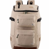 Tas Ransel Tas Laptop Daypack Canvas Unisex RGRZ 04
