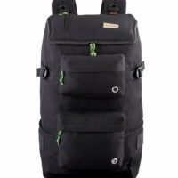 Tas Ransel Tas Laptop Daypack Canvas Unisex RGRZ 03