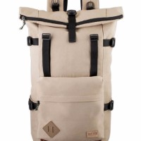 Tas Ransel Tas Laptop Canvas Vintage Unisex RHRR 04