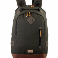 Tas Ransel Tas Laptop Daypack Canvas Unisex RFWN 02