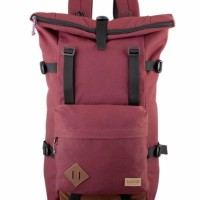 Tas Ransel Tas Laptop Canvas Vintage Unisex RHRR 01