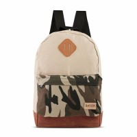 Tas Ransel Mini Canvas Vintage Unisex RCMNI 01