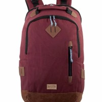 Tas Ransel Tas Laptop Daypack Canvas Unisex RFWN 01