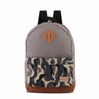 Tas Ransel Mini Canvas Vintage Unisex RCMNI 02