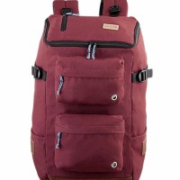 Tas Ransel Tas Laptop Daypack Canvas Unisex RGRZ 01