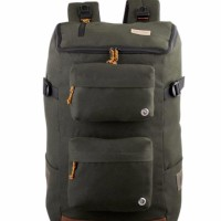Tas Ransel Tas Laptop Daypack Canvas Unisex RGRZ 02
