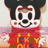 Jual  Case 4D karakter Mickey Mouse Samsung J2 Prime softcase soft 3D k T19 Murah