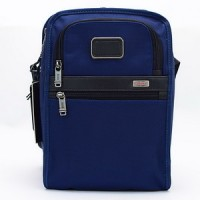 Tas Tumi Alpha 2 Organizer Travel Tote Biru SO22116D2