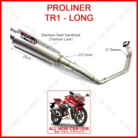 Proliner Tr1 Long All New Cbr150r Facelift K46 Cbr K45g Knalpot Racing