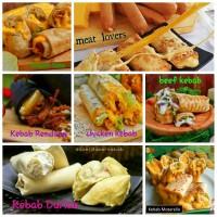 Jual kebab frozen, kebab mini, kebab enak, kebab di jakarta, kebab murah Murah
