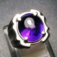 Jual CINCIN BATU NATURAL AMETHYST KECUBUNG HIGH QUALITY GOOD Murah Murah
