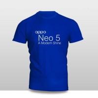 kaos baju pakaian gadget Handphone OPPO NEO 5 LOGO FONT murah