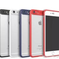 Jual Ultra Hybrid Case Iphone 5/6/6+/7/7+ Softcase Bening Casing Fuze Murah