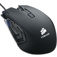 Jual Corsair Vengeance M95 Performance MMO and RTS Laser Gaming Mouse Black Murah