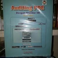 Auditing PDE Dengan Standar IAI Edisi 5