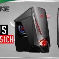 PC ASUS ROG PC GT51CH-ID019T - Core I7-770 - 16GB - 1TB 256GB - 1080