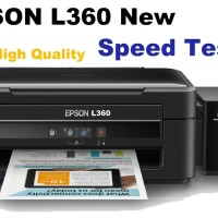 Epson Printer L360 NEW Pengganti tipe L220