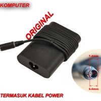 Adaptor Charger Dell Latitude D600 D610 D620 D630 D630N D631 ORIGINAL