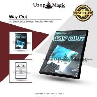 Way Out XII | Alat sulap prediksi | DVD Gimmick