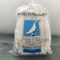 Sarung Tangan Tukang Rajut Benang Berkualitas Tinggi Warna Putih