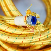 Jual Selang Setrika Uap Kuning Grade A /1 Roll 50 Meter NAGAMOTO Murah Murah