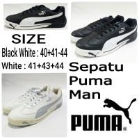 Jual Sepatu Puma Man Sepatu Tali Sneakers Kets Sport Shoes Running Sekolah Murah