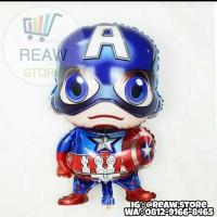Jual Acessories terlaris Balon Foil Captain America Avenger (60cm) Murah