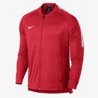 Jaket Bola Nike seri Men's Dry Squad Football Tracksuit Original