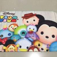 Jual [ TSUM TSUM ] Keset Kaki Anti Slip Disney Tsum Tsum Putih Murah