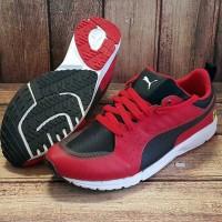 ORIGINAL PUMA Ferrari Pitlane SF Sepatu Olahraga Sneakers Racing Pria
