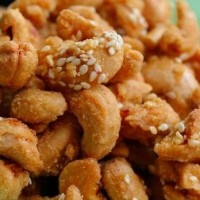 Jual Kacang Mede / Mete Goreng Wijen 200gr  Murah