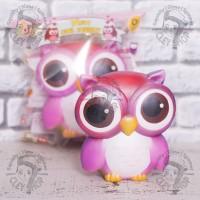 Jual New Owl Squishy By Sunny Squishy Murah