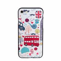 Jual KEREEN!! 188| iPhone 7 Unique 3D Full Cover TPU Soft Case London Bus 1 Murah