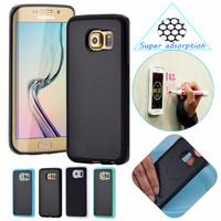 Jual 1. CASE ANTI GRAVITY Samsung S7 EDGE   STIK MAGIC CASE   BLACK Murah