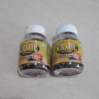 Kamil 3 in 1 ( Minyak habbatussauda + Zaitun + Propolis ) 70 kapsul