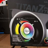 Jual [SONIC GEAR] Speaker Titan 7 BTMI Bluetooth,FM Radio,US Limited Murah